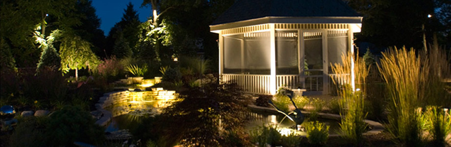 Existing SystemsLandscape Lighting Transformations from Inspired by Glass in St. Louis, Missouri